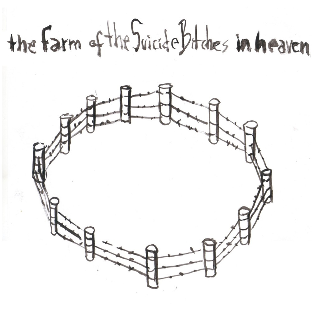 The Suicide Bitches Farm Of In Heaven Damn I Love Indonesia Kaos Anak Born For White 2 0 479